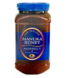 Mật ong Manuka honey UMF