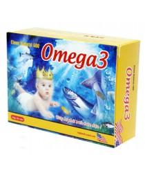Omega 3 cho trẻ em Natural