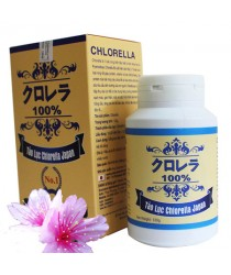 Tảo lục Chlorella Nhật Bản