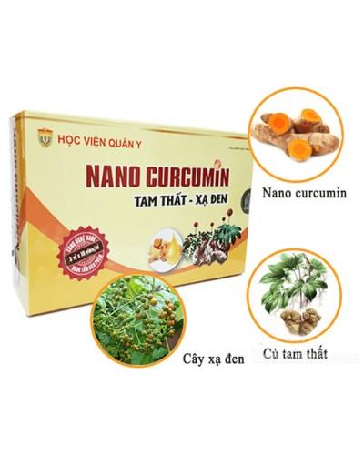 Nano curcumin Học Viện Quân Y