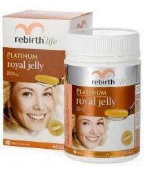 Viên uống sữa ong chúa Royal Jelly - Rebirth